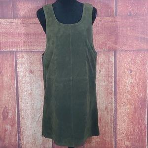 Marsh Landing 100% leather dress